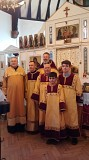 Servers at the Feast of The New Martyrs and Confessors of Russia